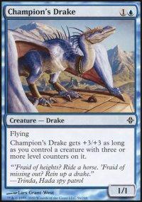 Champion's Drake - Rise of the Eldrazi