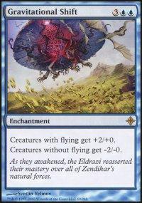 Gravitational Shift - Rise of the Eldrazi