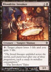 Bloodrite Invoker - Rise of the Eldrazi
