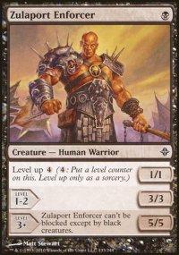 Zulaport Enforcer - Rise of the Eldrazi