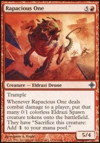 Rapacious One - Rise of the Eldrazi