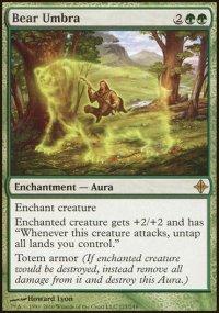 Bear Umbra - Rise of the Eldrazi