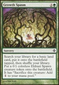 Growth Spasm - Rise of the Eldrazi
