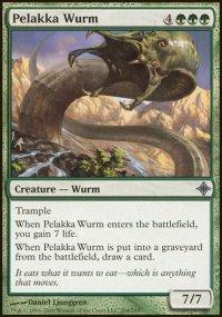 Pelakka Wurm - Rise of the Eldrazi