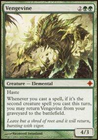 Vengevine - Rise of the Eldrazi