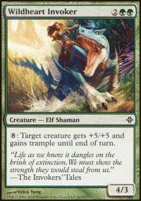 Wildheart Invoker - Rise of the Eldrazi