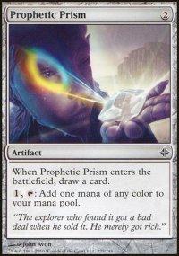 Prophetic Prism - Rise of the Eldrazi