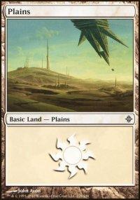 Plains 1 - Rise of the Eldrazi