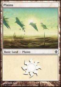 Plains 3 - Rise of the Eldrazi