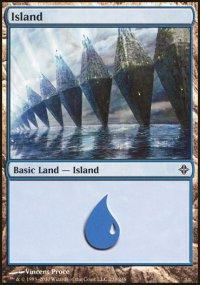 Island 1 - Rise of the Eldrazi