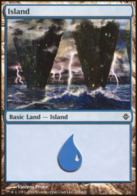 Island 3 - Rise of the Eldrazi