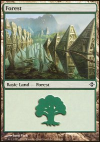 Forest 2 - Rise of the Eldrazi