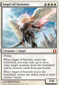 Angel of Serenity - Return to Ravnica