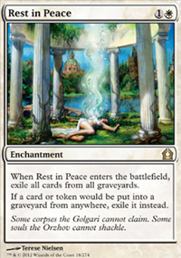 Rest in Peace - Return to Ravnica