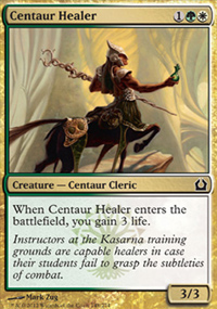 Centaur Healer - Return to Ravnica