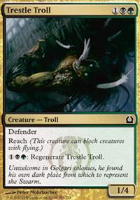 Trestle Troll - Return to Ravnica