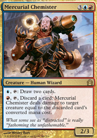 Mercurial Chemister - Return to Ravnica