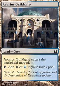 Azorius Guildgate - Return to Ravnica