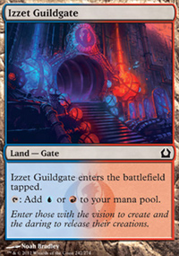 Izzet Guildgate - Return to Ravnica