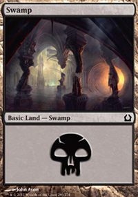 Swamp 1 - Return to Ravnica