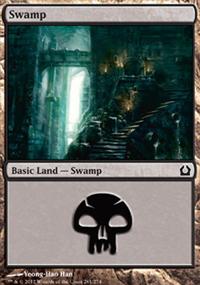 Swamp 2 - Return to Ravnica