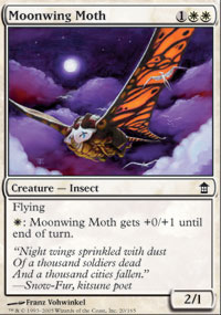 Moonwing Moth - Saviors of Kamigawa