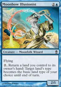 Moonbow Illusionist - Saviors of Kamigawa