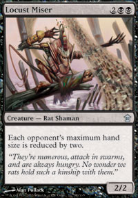 Locust Miser - Saviors of Kamigawa