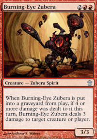 Burning-Eye Zubera - Saviors of Kamigawa