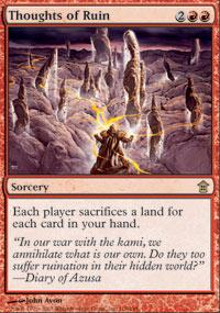 Thoughts of Ruin - Saviors of Kamigawa