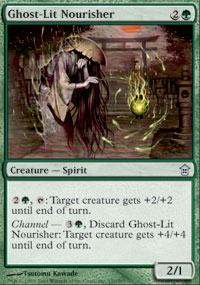 Ghost-Lit Nourisher - Saviors of Kamigawa
