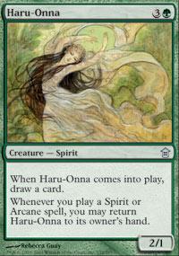 Haru-Onna - Saviors of Kamigawa