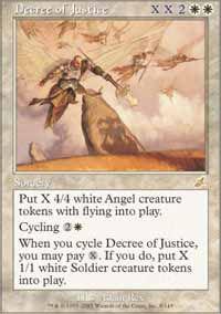 Decree of Justice - Scourge