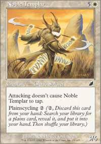 Noble Templar - Scourge