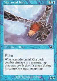 Mercurial Kite - Scourge
