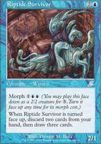 Riptide Survivor - Scourge