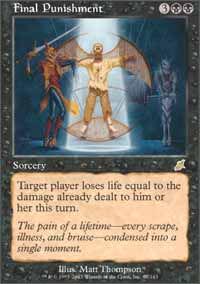 Final Punishment - Scourge