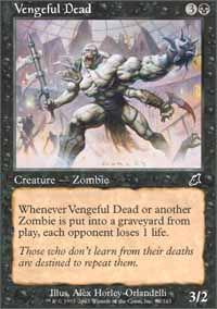 Vengeful Dead - Scourge
