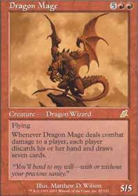 Dragon Mage - Scourge