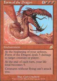 Form of the Dragon - Scourge