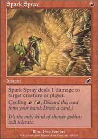 Spark Spray - Scourge