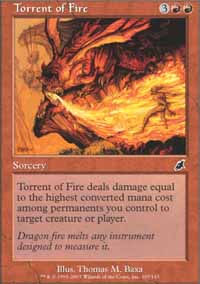 Torrent of Fire - Scourge