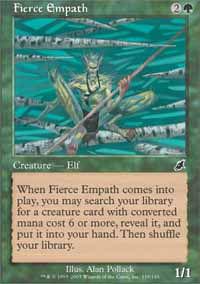 Fierce Empath - Scourge
