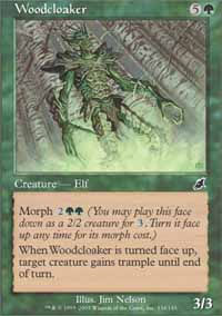 Woodcloaker - Scourge