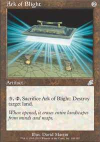 Ark of Blight - Scourge