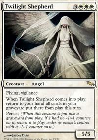 Twilight Shepherd - Shadowmoor