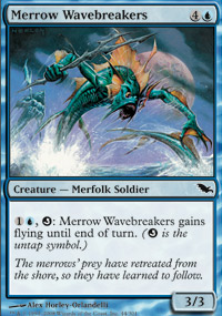 Merrow Wavebreakers - Shadowmoor