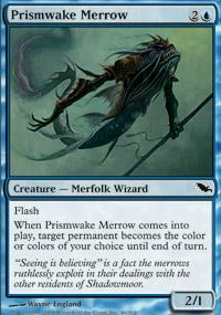 Prismwake Merrow - Shadowmoor