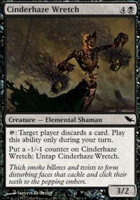 Cinderhaze Wretch - Shadowmoor