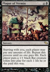 Plague of Vermin - Shadowmoor